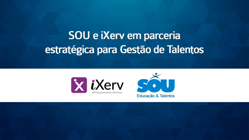 SOU iXerv parceria