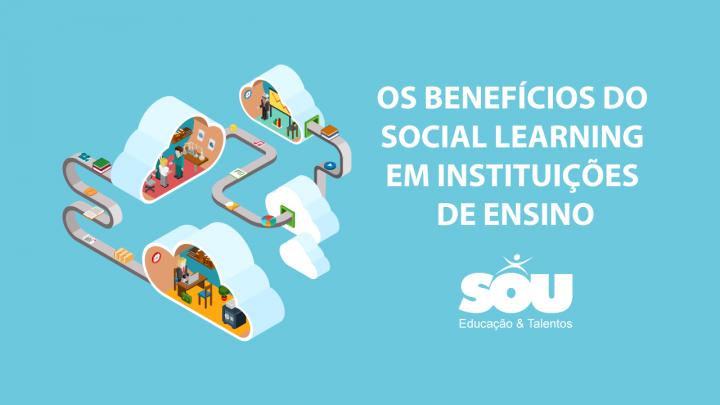 Os benefícios do Social Learning em Instituições de Ensino